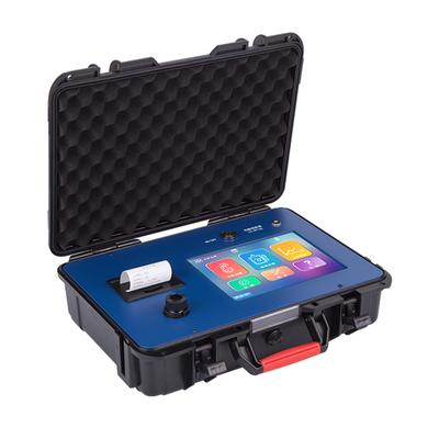 便携式六参数水质测定仪